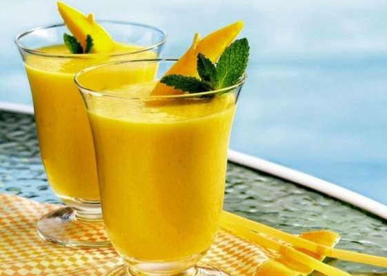 Mango Drink (squash) Recipe In Urdu