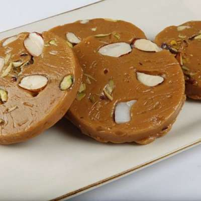 Instant Sohan Halwa Recipe In Urdu