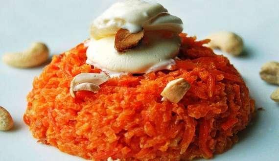 Gajrela Badam Wala Recipe In Urdu