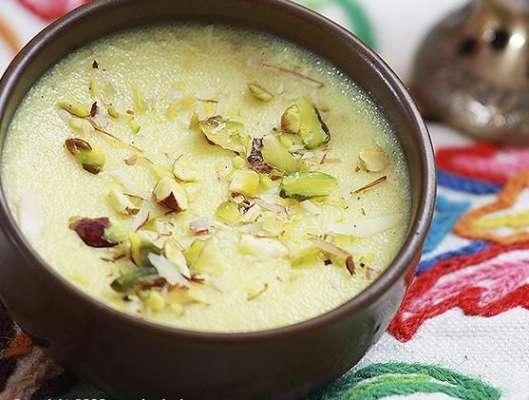 Daal Ki Firni Recipe In Urdu