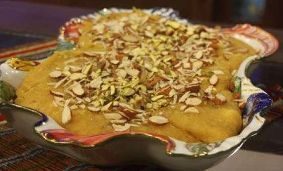 Tasty Chanay Ki Daal Ka Halwa Recipe In Urdu