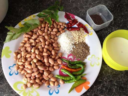 Peanut Chutney Recipe In Urdu