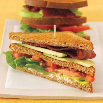 Easy Club Sandwich Recipe In Urdu