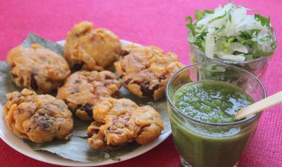 Maida Aur Suji Ki Tikki Recipe In Urdu