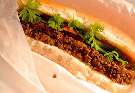 Sandwich Keema  Recipe In Urdu