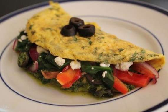 Vegetable Omelette Recipe In Urdu