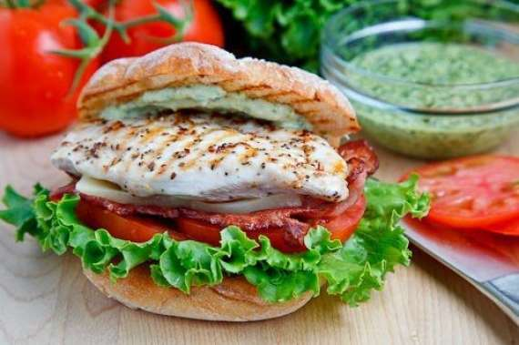 Sandwich Murgh (chicken) Recipe In Urdu