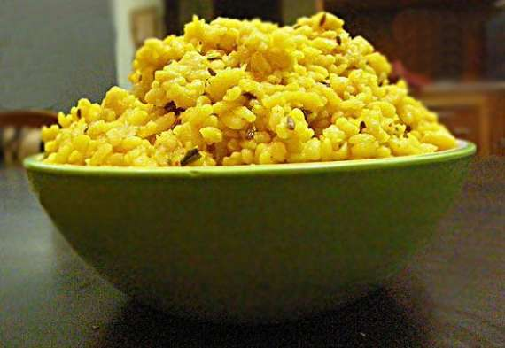 Moong Ki Bhuni Hui Daal Recipe In Urdu