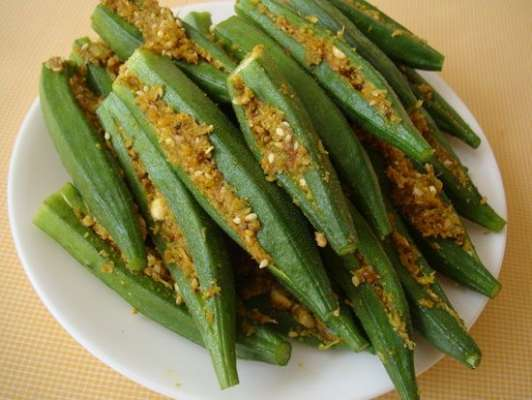 Masala Bhari Bhindian Recipe In Urdu