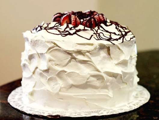 Chocolate Ice Cream Cake Recipe In Urdu