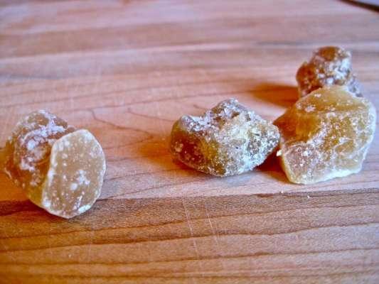 Ginger Toffee Recipe In Urdu