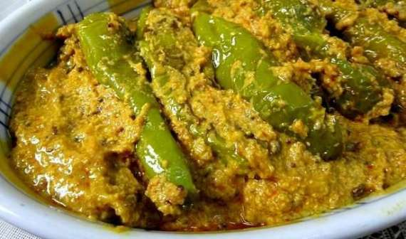 Mirch Aur Achar Ka Salan Recipe In Urdu