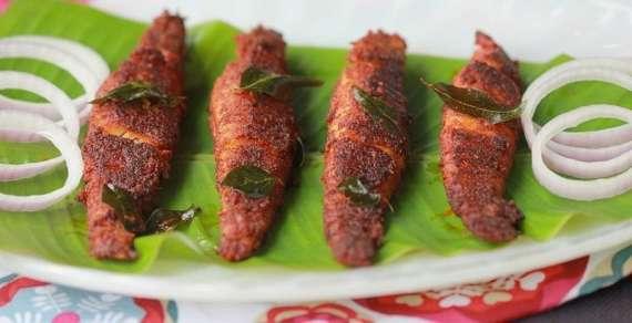 Green Fish Recipe In Urdu