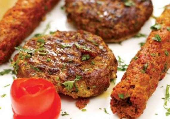 Haray Bharay Chicken Kabab Recipe In Urdu