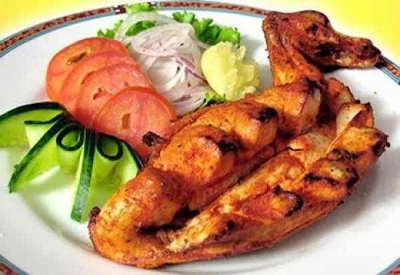 Tikka Irani  Recipe In Urdu