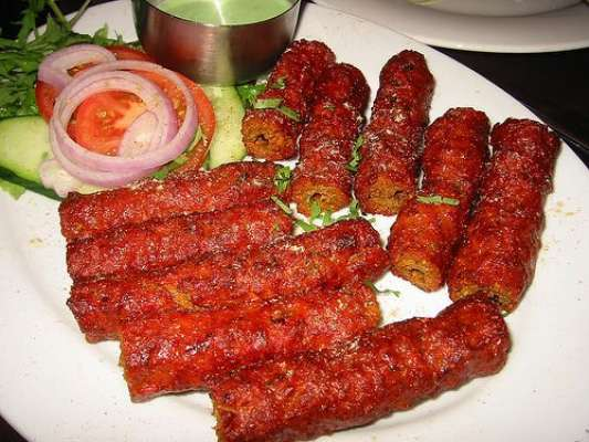 Afghani Kabab Recipe In Urdu