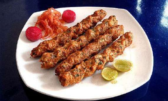 Sholay Kabab Recipe In Urdu