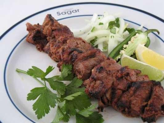 Beef Pasanda Kabab Recipe In Urdu