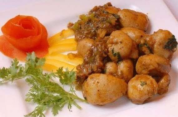 Talay Huway Gurday Recipe In Urdu