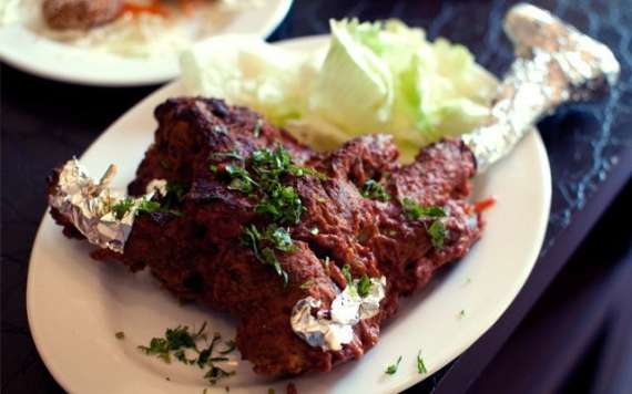 Roasted Mutton Raan Recipe In Urdu