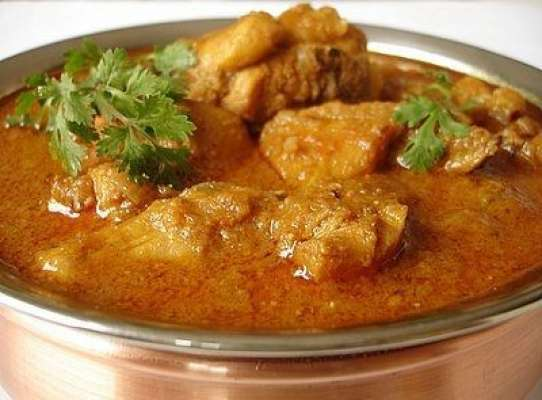 Tasty Bhuna Hua Korma Recipe In Urdu