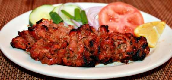Sunehri Mutton Boti Recipe In Urdu
