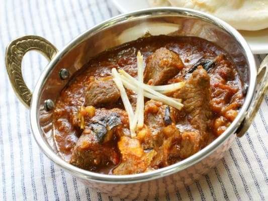 Gosht Aur Achar Masala Recipe In Urdu