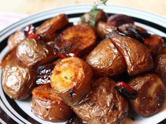 Classic Roast Potato Recipe In Urdu