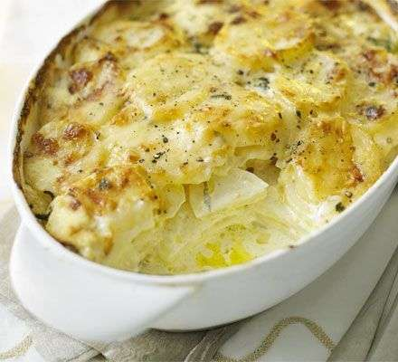 Potato Cheese Bake Recipe In Urdu
