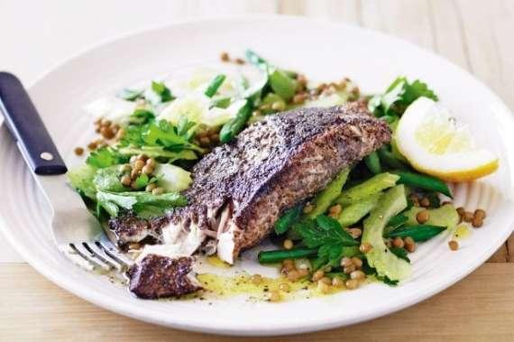 Green Fish Delight Recipe In Urdu