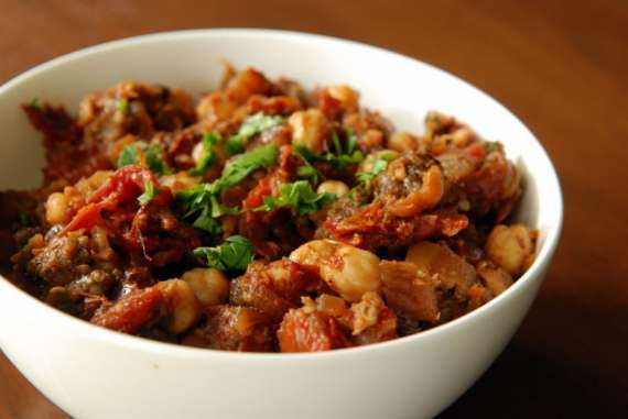 Baingan Tomato Recipe In Urdu