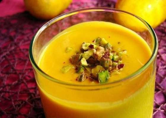 Mango Lassi Recipe In Urdu