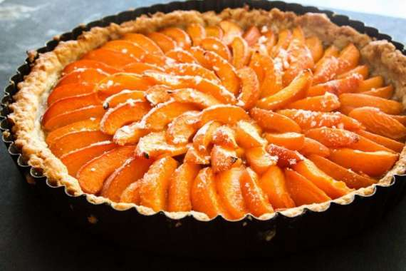 Apricot Tart Recipe In Urdu