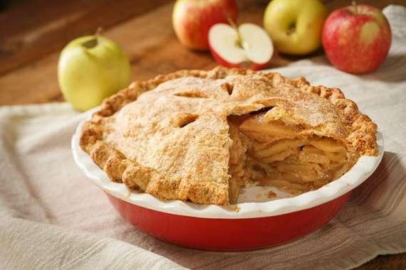 Tasty Apple Pie Recipe In Urdu