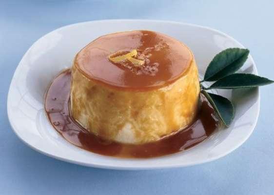 Caramel Souffle Recipe In Urdu