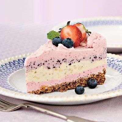 Strawberry Cream Pie Recipe In Urdu