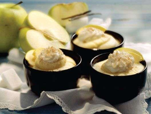 Apple Pudding Recipe In Urdu