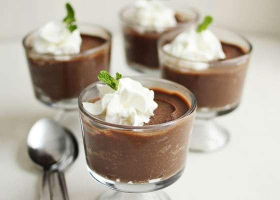 Custard And Cream Pudding Recipe In Urdu