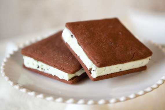 Ice Cream Sandwich Recipe In Urdu