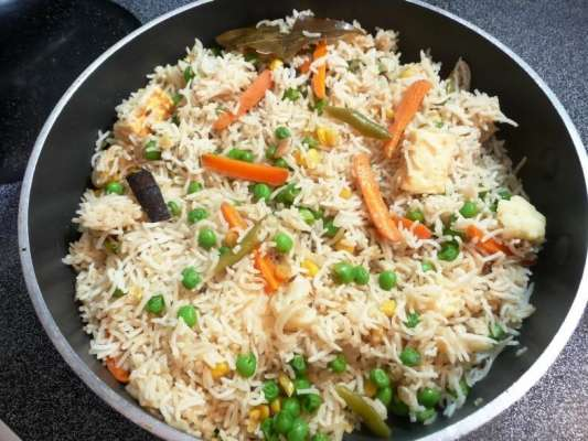 Norton Pulao Recipe In Urdu