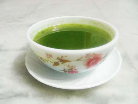 Palak Shorba Recipe In Urdu