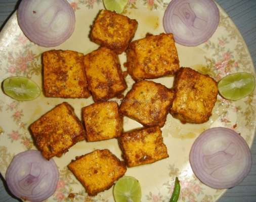 Paneer Tikka Recipe In Urdu