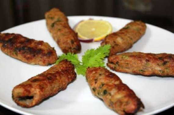 Vegetable Seekh Kebab Recipe In Urdu