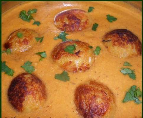 Punjabi Mali Kofta Curry Recipe In Urdu
