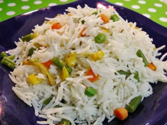 Sabziyon Ka Pulao Recipe In Urdu
