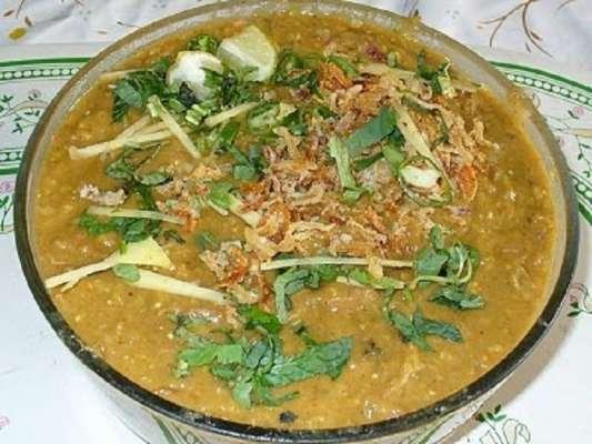 Lahore Dal Recipe In Urdu