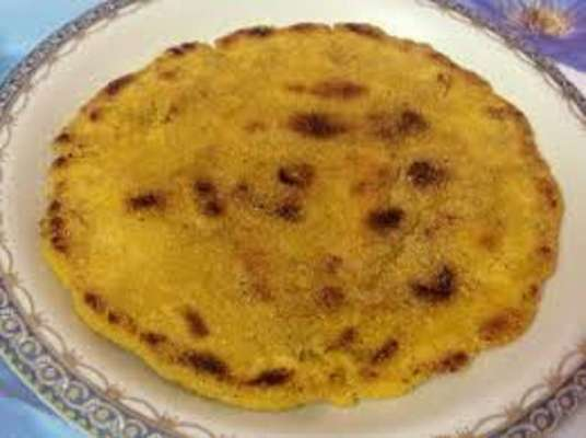 Maki Ki Roti Recipe In Urdu