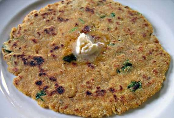 Missi Roti Methi Wali Recipe In Urdu