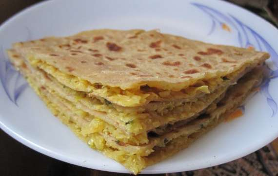 Gobhi Paratha Recipe In Urdu
