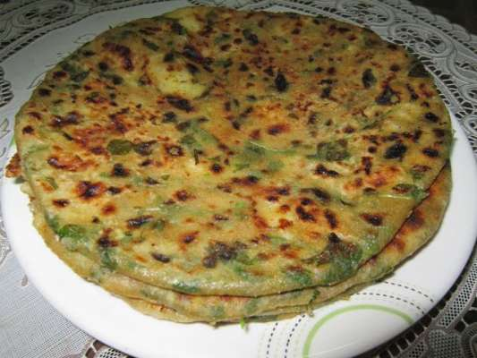 Aloo Wali Roti Recipe In Urdu